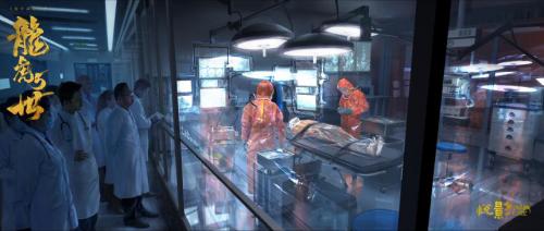 《龙虎5世》真人版即将开机_用心打造科幻剧集代表作