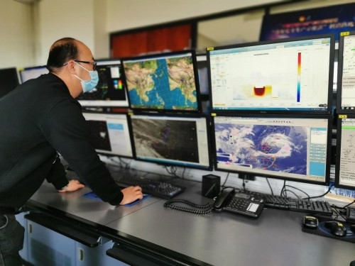 眼控科技智能集中预报指导系统,赋能航空气象报文高效发布