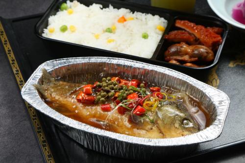 倔强的小鱼无骨烤鱼捞饭:坚持打造健康、高品质用餐体验